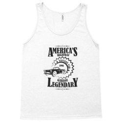 American's higway garage legendary Tank Top | Artistshot