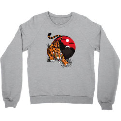 Tiger Crewneck Sweatshirt | Artistshot