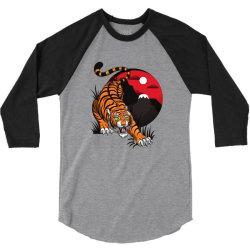 Tiger 3/4 Sleeve Shirt | Artistshot