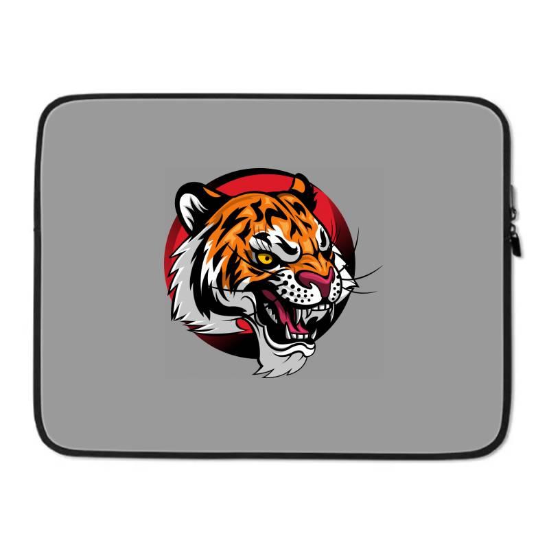 Tiger Laptop Sleeve | Artistshot