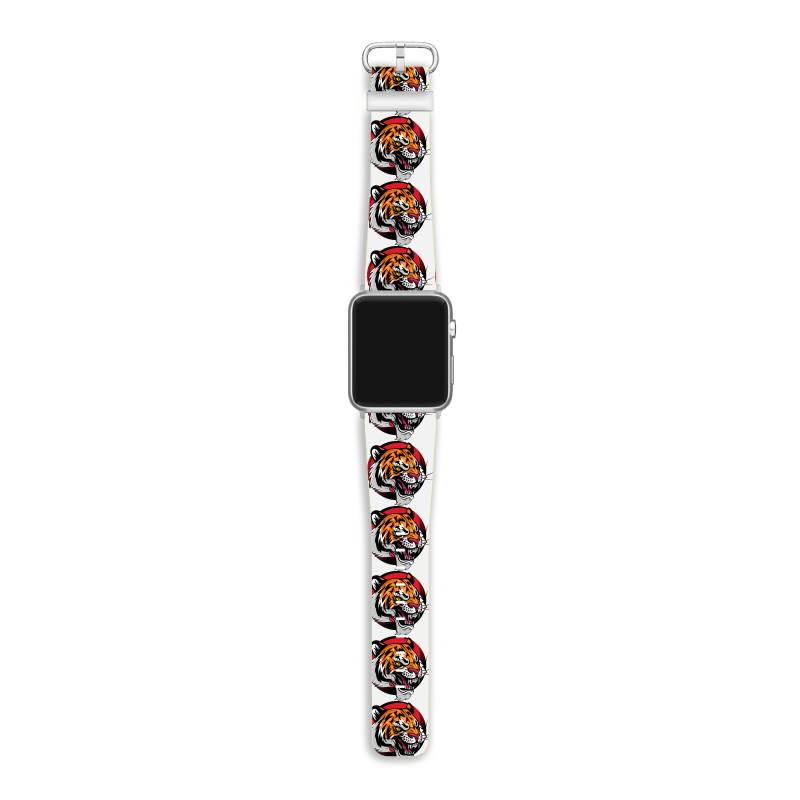 Tiger Apple Watch Band | Artistshot