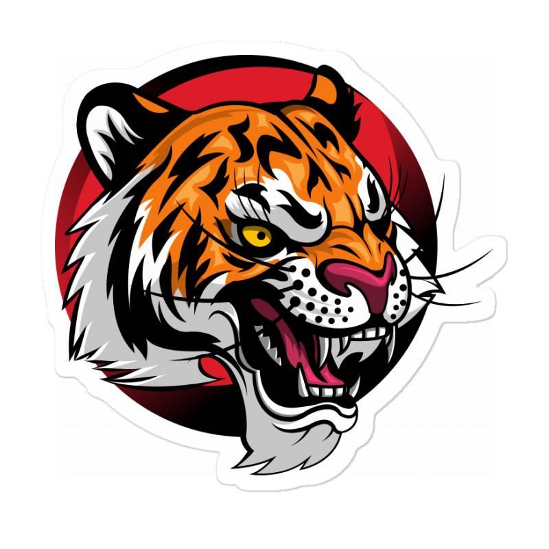 Tiger Sticker | Artistshot