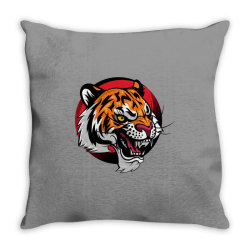 Tiger Throw Pillow | Artistshot