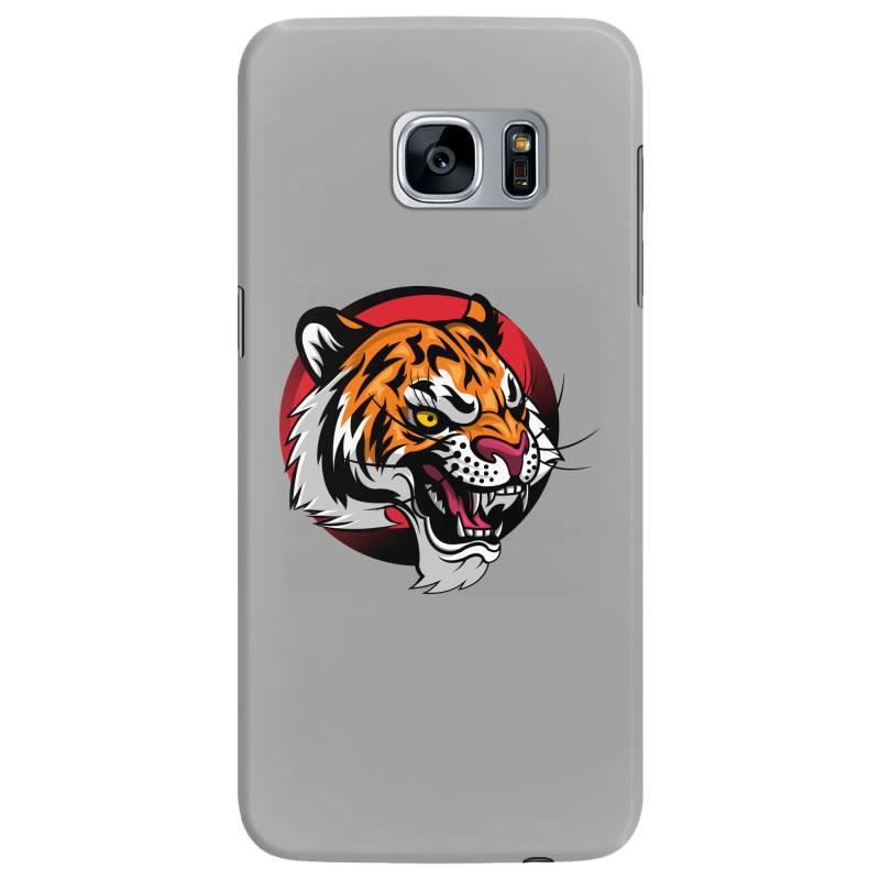Tiger Samsung Galaxy S7 Edge Case | Artistshot