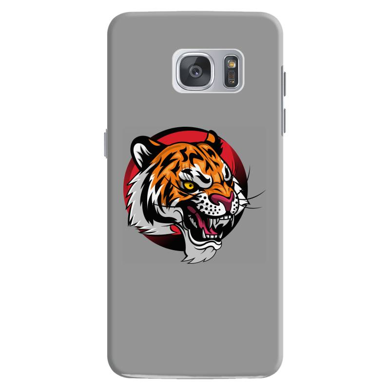 Tiger Samsung Galaxy S7 Case | Artistshot