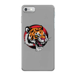 Tiger iPhone 7 Case | Artistshot