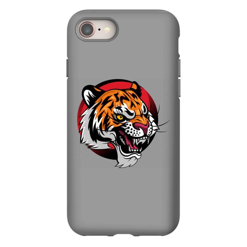 Tiger Iphone 8 Case | Artistshot