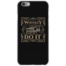 Whiskey, Scotland, drink iPhone 6/6s Case | Artistshot
