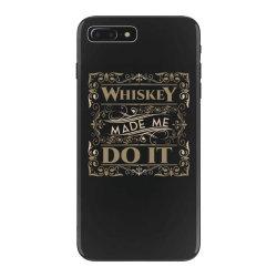 Whiskey, Scotland, drink iPhone 7 Plus Case | Artistshot