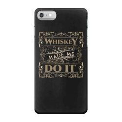 Whiskey, Scotland, drink iPhone 7 Case | Artistshot