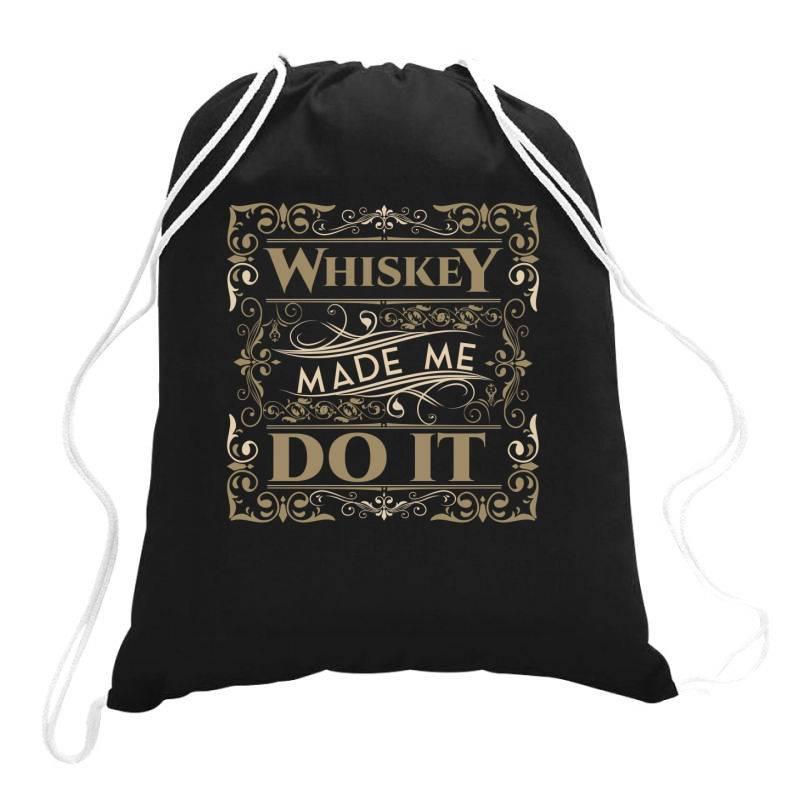 Whiskey, Scotland, Drink Drawstring Bags | Artistshot