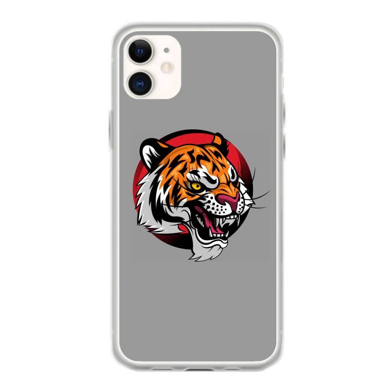 Tiger Iphone 11 Case | Artistshot