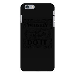Whiskey, party, water of life iPhone 6 Plus/6s Plus Case | Artistshot