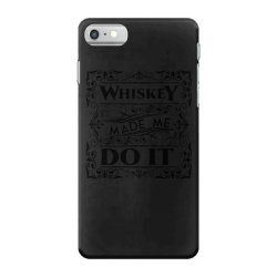 Whiskey, party, water of life iPhone 7 Case | Artistshot