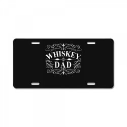 Whiskey, peat, malt License Plate | Artistshot