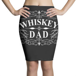 Whiskey, peat, malt Pencil Skirts | Artistshot