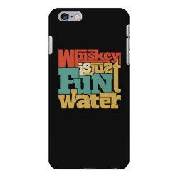 Whiskey, single malt, blended iPhone 6 Plus/6s Plus Case | Artistshot