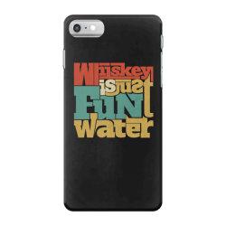 Whiskey, single malt, blended iPhone 7 Case | Artistshot