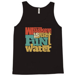 Whiskey, single malt, blended Tank Top | Artistshot