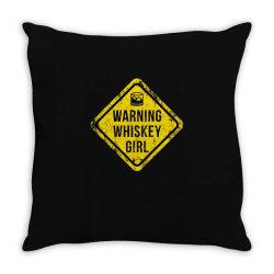 Whiskey, Scotch, whiskey drinkers Throw Pillow | Artistshot