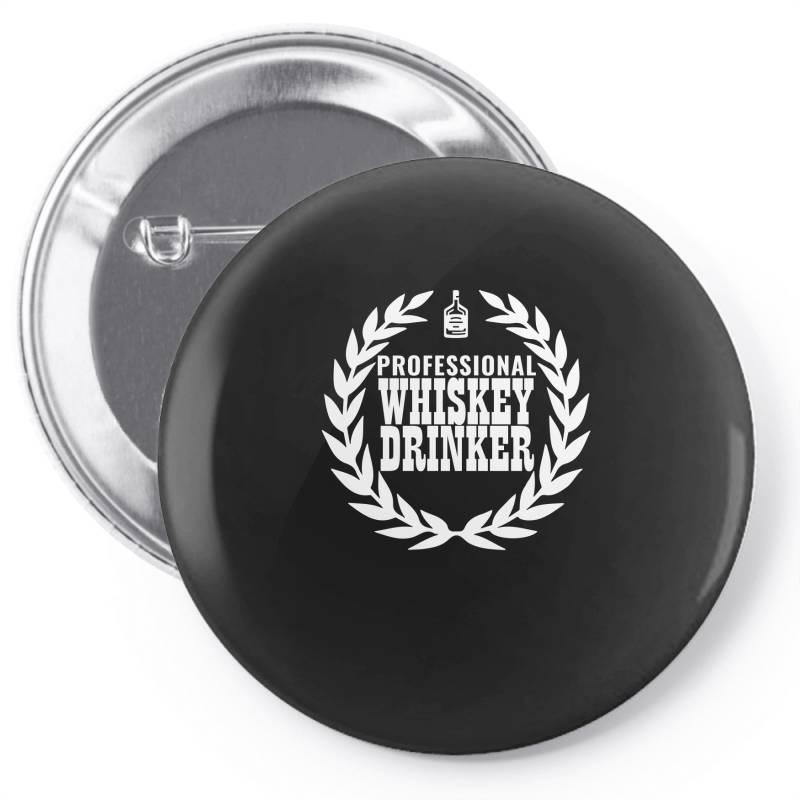 Whiskey, Water Of Life, Malt Pin-back Button   Artistshot