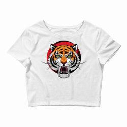 Tiger Crop Top | Artistshot