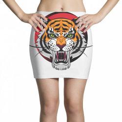 Tiger Mini Skirts | Artistshot