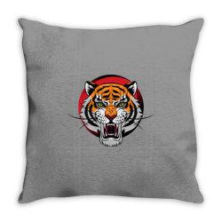 Tiger Throw Pillow | Artistshot