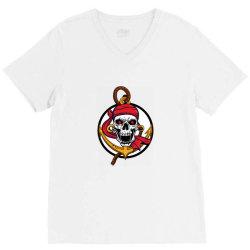 Pirates V-Neck Tee | Artistshot