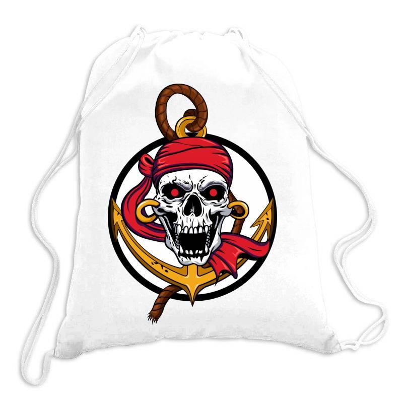 Pirates Drawstring Bags | Artistshot