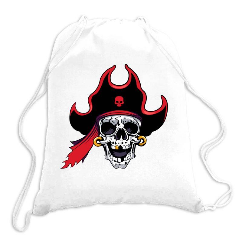 Pirates Drawstring Bags   Artistshot