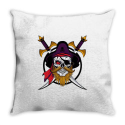 Pirates Throw Pillow | Artistshot