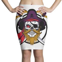 Pirates Pencil Skirts   Artistshot