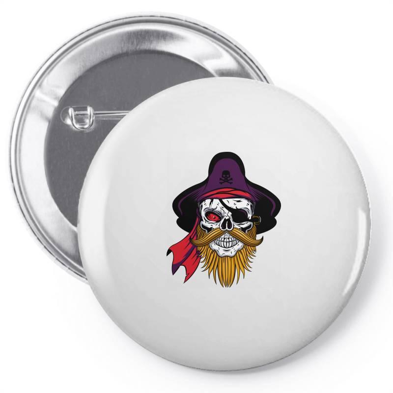 Pirates Pin-back Button | Artistshot
