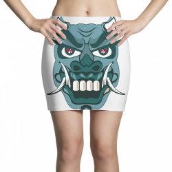 Mask Mini Skirts | Artistshot