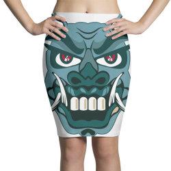 Mask Pencil Skirts | Artistshot