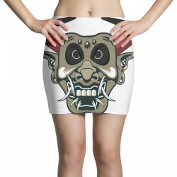 Mask Mini Skirts   Artistshot