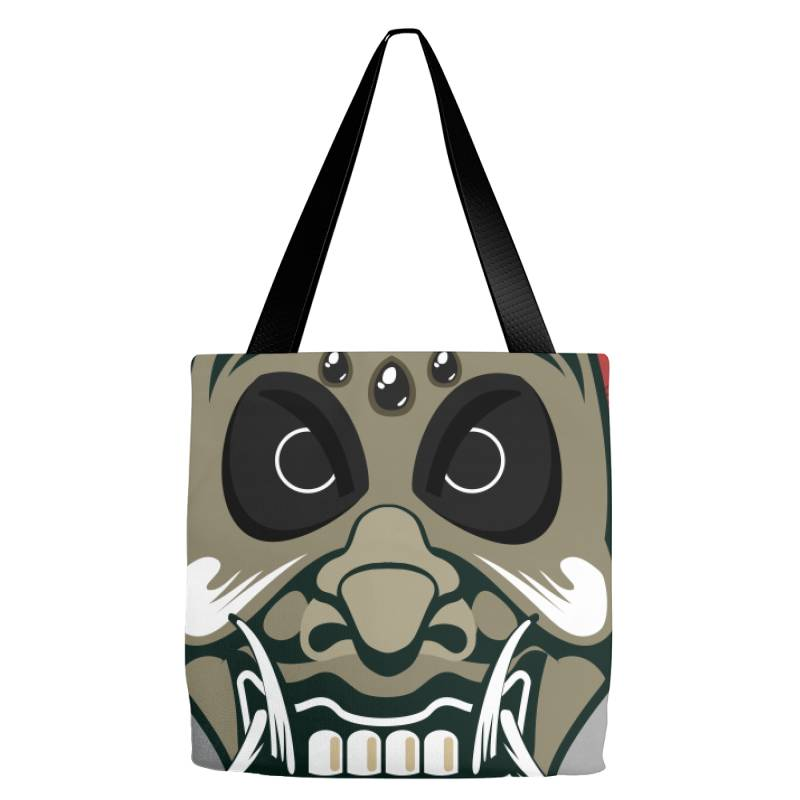 Mask Tote Bags | Artistshot