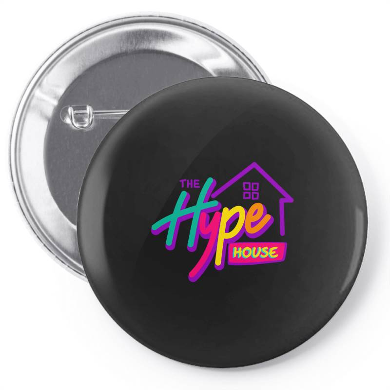 The Hype House Classic T Shirt Pin-back Button   Artistshot