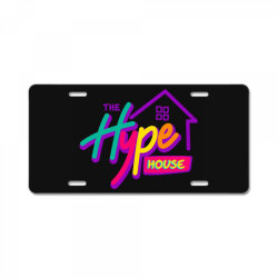 the hype house classic t shirt License Plate | Artistshot