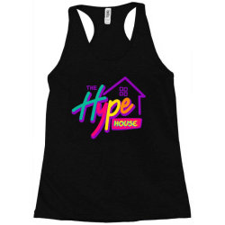the hype house classic t shirt Racerback Tank | Artistshot