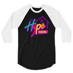 the hype house classic t shirt 3/4 Sleeve Shirt | Artistshot