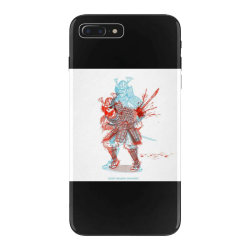 Skull man iPhone 7 Plus Case | Artistshot