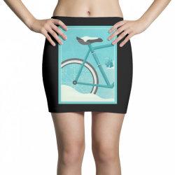 Cycle art Mini Skirts   Artistshot