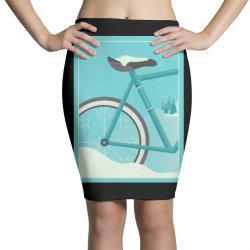 Cycle art Pencil Skirts   Artistshot