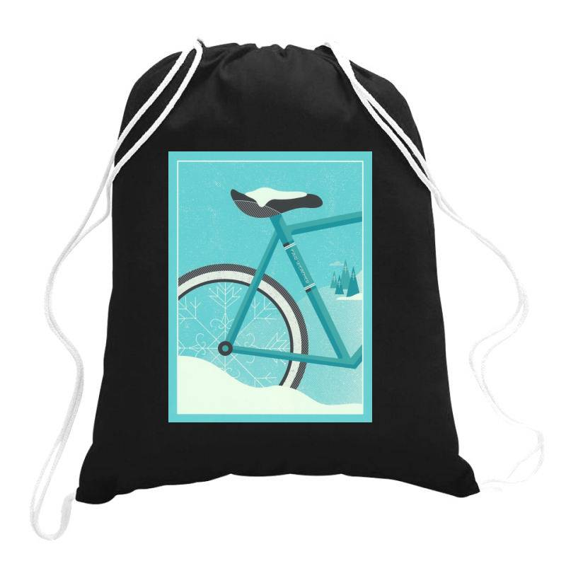 Cycle Art Drawstring Bags   Artistshot
