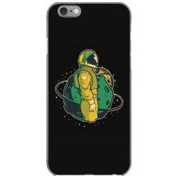 Astronaut in space iPhone 6/6s Case | Artistshot