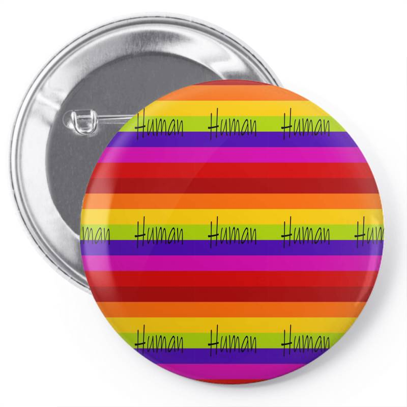Human Pin-back Button | Artistshot