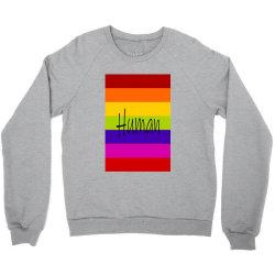 human Crewneck Sweatshirt | Artistshot