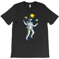 SPACE JUGGLER T-Shirt | Artistshot